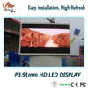 RGX full color video External/outdoor led panel P3.91 with high definition