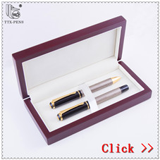 Exclusive Design Luxury Executive Gold Carving Metal Pen for VIP Guest Gift