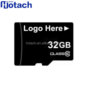 OEM CL10 Micro Real Capacity Wholesale SD 32GB Memory Card