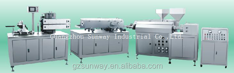 SUNWAY Cosmetic Soft Tube Making Machine