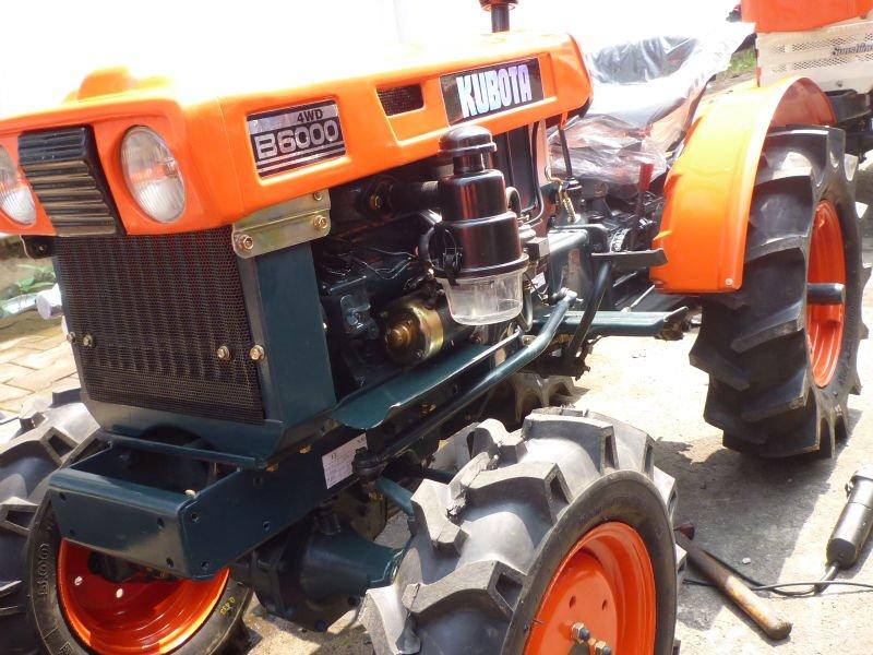 Kubota B6000 Buy Kubotafarming Tractoragriculture Machine
