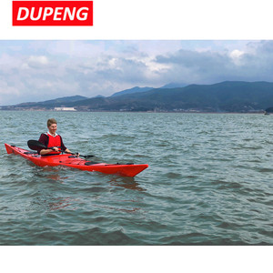 New Arrival Length 524Cm Three Layer Polyethylene China Sea Kayak