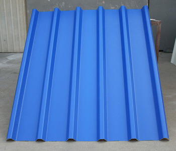 Fiber Corrugated Sheet Roof Flexible Waterproofing Roof