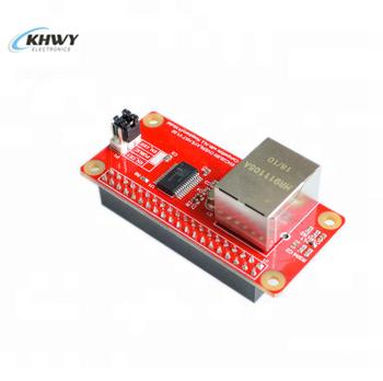 Raspberry Pi ZERO ENC28J60 Network adapter module, View Raspberry Pi,  Original Product Details from Shenzhen Kehaiweiye Technology Co , Ltd  on