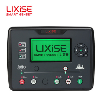 LXC6610 LIXiSE new product cloud generator set remote control
