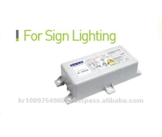 FOR SIGN LIGHTING Electronic Fluorescent Ballasts