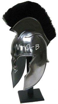 Armor Helmet Troy Achilles Helmet W/Plume Collectible Propu0027s Replica Helm.  sc 1 st  Alibaba & Armor Helmet Troy Achilles Helmet W/plume Collectible Propu0027s Replica ...