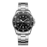 Fashion watch japan quartz steel band Rolexable watch