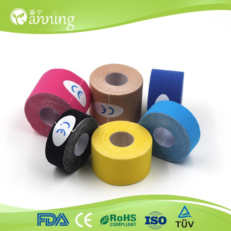 pre cut sticker,pre cut tissue paper,muscle sports kinesiology tape colored