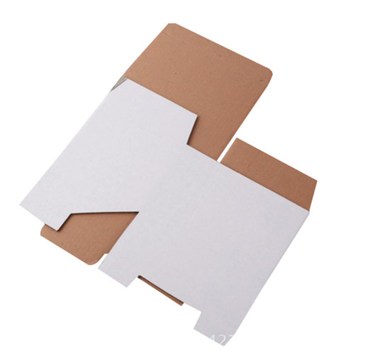 Custom cardboard packaging for removable corrugated cartons