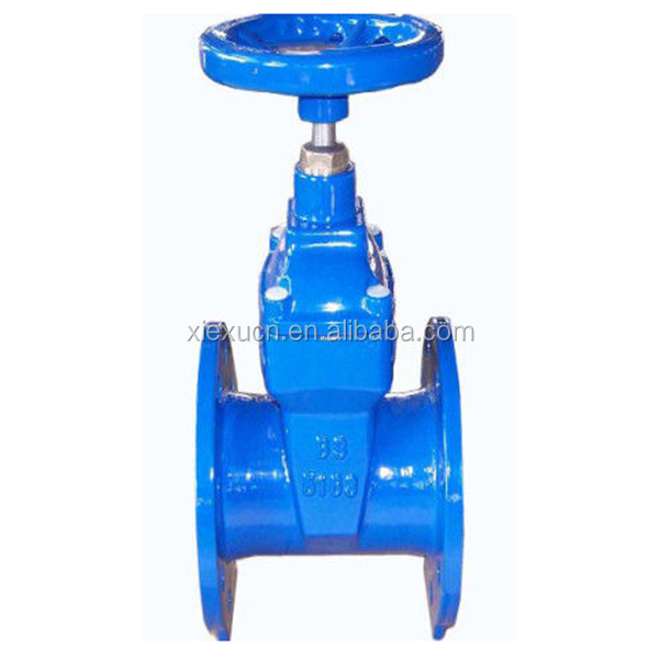 Gate Valve With SS316 Spindle For Chemical
