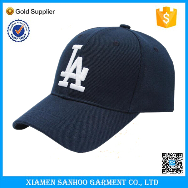2016 Cheap Hot Sale Custom Embroidery Logo Snap Back Baseball <strong>Hat</strong> And Cap Free Sample