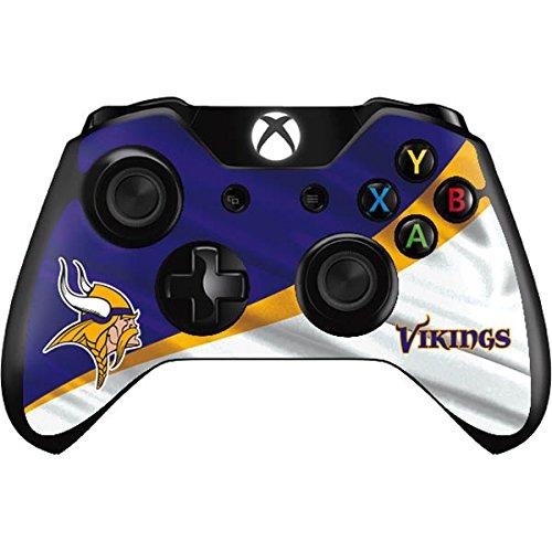 NFL Minnesota Vikings Xbox One Controller Skin - Minnesota Vikings Vinyl Decal Skin For Your Xbox One Controller