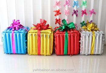 [New] Balloon Board Foil Balloon Make Gift Box Best Choice 50CMX50CMX50CM