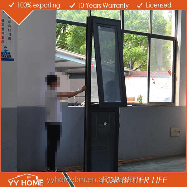 New Zealand standards NZS 4211 awning windows aluminium joinery exported to Auckland / Chirstchurch
