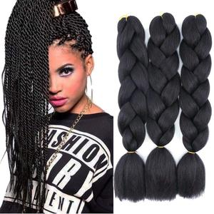 Jumbo Braids Hair Crochet Expression Wholesale Price Cheap Original Synthetic Ombre Braiding Hair Extensions