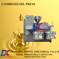 new condition combined automatic advocado oil mill plant 6yl-95/integrated oil filter machine
