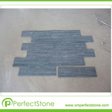 Cheap Popular Antique Grey Slate Culture Stone PricesFor Background Wall