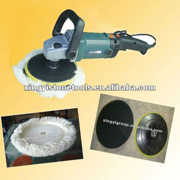 7inch 1200W portable hand polisher edge polishing machine