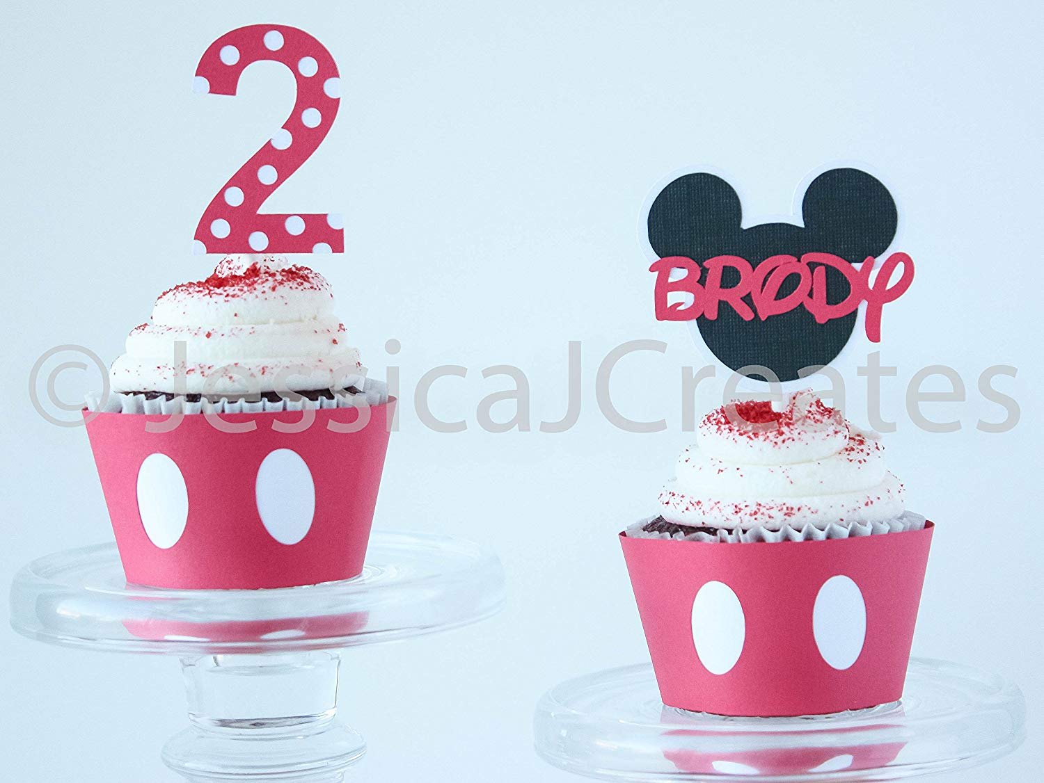 Pleasant Cheap Mickey Mouse Cake Toppers Find Mickey Mouse Cake Toppers Funny Birthday Cards Online Inifofree Goldxyz