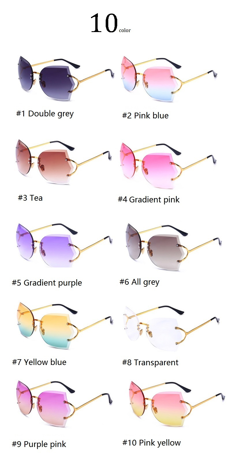 b0bb7a7288 Detail Feedback Questions about Cat Eye Eyeglasses Women Sunglasses ...