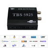 USB DVB S2 professional external TV Tuner box TBS 5925, compatible with EUMETCast