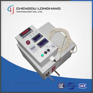 Water cooling polarity reverse electroplating chrome machine