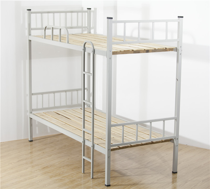 very cheap factory steel bed prices