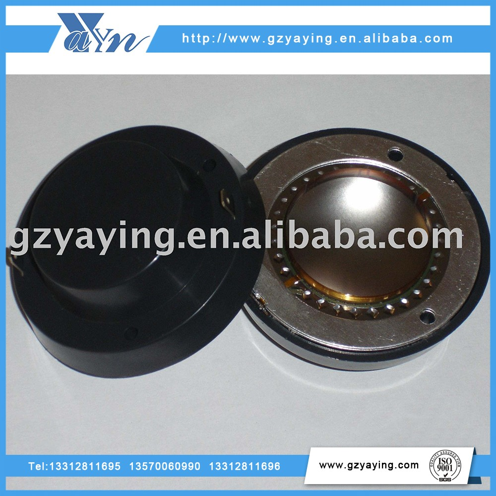 2016 New Design 44.4mm loudspeaker parts , Speaker Diaphragm of portable loudspeaker box