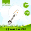 popular style high luminous G95 filament bulb round bulb
