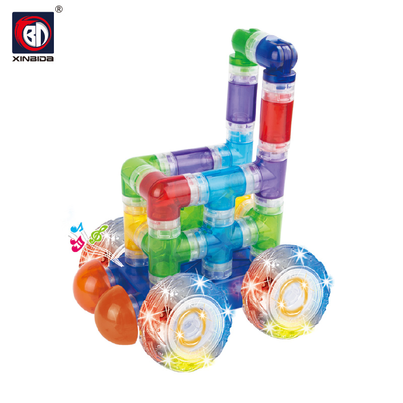 Magnet Construction Toy Factory 3D ABS magnetic Construction Building Toy Set Accessory , Toy Plastic Construction Set Parts