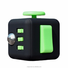 2017 hot sale new design anti-stress toy fidget cube for children and adults
