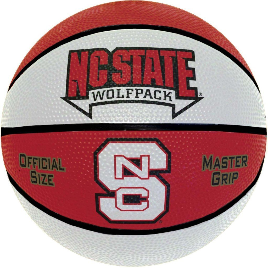 NC State Wolfpack NCSU Full Size Basketball