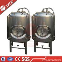 High pressure 10HL vertical Aseptic stainless steel beer liquid wine pure water storage tank