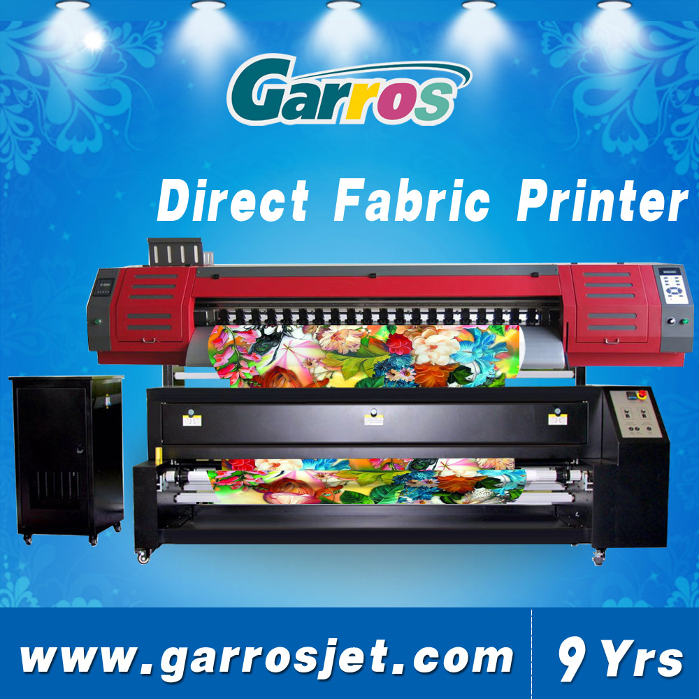 New useful how to print on fabric with inkjet printer cotton machine price
