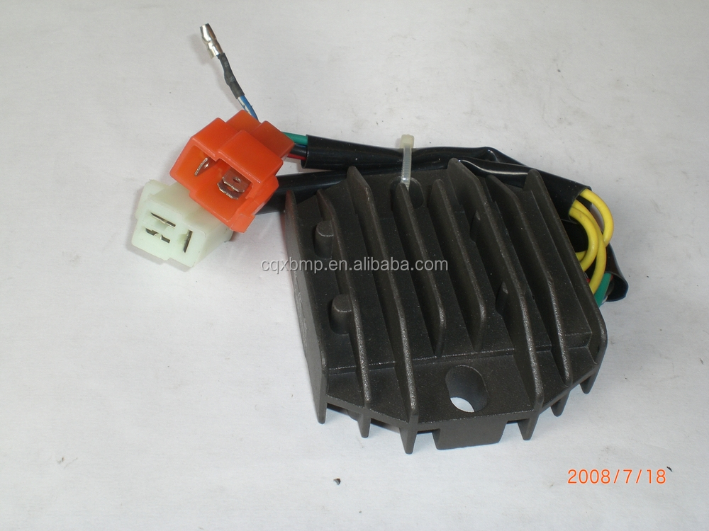 Dirt Bike Spare Parts Cb125t 6 Pin Cdi Unit For Honda