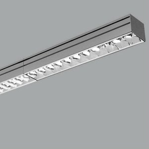 EOS DFR DP1 1*14/28/54W Pendant or Surface Mounted Fixture