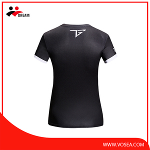 Wholesale cheapest price nice color women yoga sets running shirt