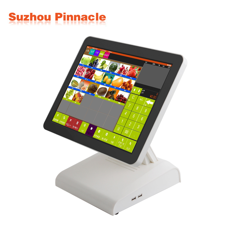Cash Drawer for Retail Restaurant Supermarket Coffee Shop Bar Grocery Convenience Store 2G Ram + 32G SSD All in one POS Computer System for Cash Register Including Touch Screen PC Receipt Printer