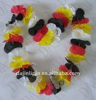 flower lei manufacturer,hawaii silk flower leis factory,hawaii flower lei company