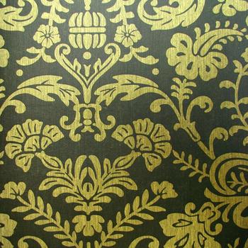 Italian Design Wallpaper Decorative Color Italian Gold Foil Wall Paper