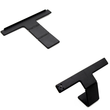 New Top Quality Black Hard Plastic Adjustable Clip TV Stand Hold Holder Camera Mount For PS4