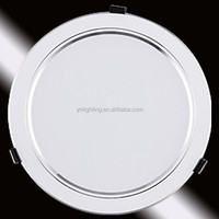 high brightness aluminum integrated 7w led ceiling light downlight