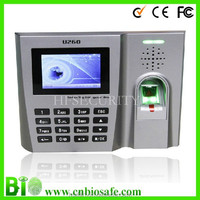 Hot Sale Display 3 Inches Tft Screen School Childcare Fingerprint Time & Attendance System ( Hf-U260)