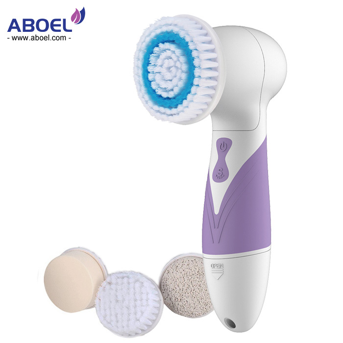 Hotselling Products On UK Amazon Face Cleansing Brush/Facial Exfoliating Machine