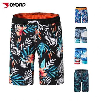 52a406f71e Wholesale Pocket Quick Dry Breathable Swimming Mens Sublimated Custom  Printed Swim Shorts