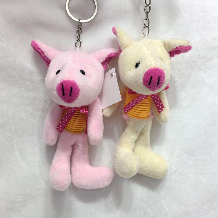 New Stuffed Plush Animal Type Cute Small Pig Custom Soft Plush