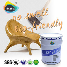 free sample waterproof pu polyurethane wood coating for protective wood