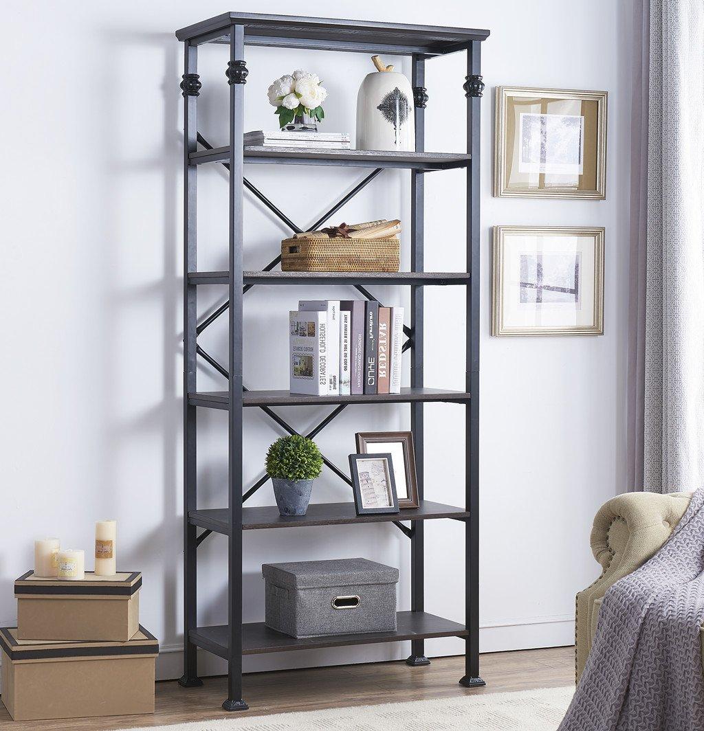 Buy O Amp K Furniture 4 Tier Bookcases Book Shelves