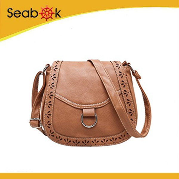 Women Cross Body Bag PU-Leather Vintage Clutch Bags UK Tote Handbags